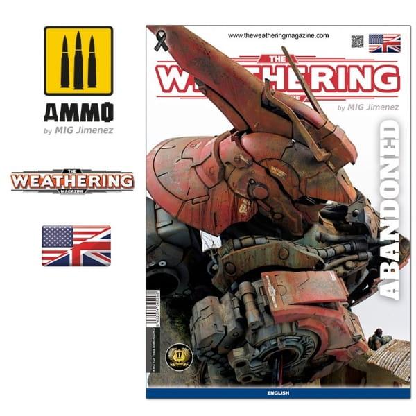 The Weathering Magazine Issue 30: ABANDONED (English)