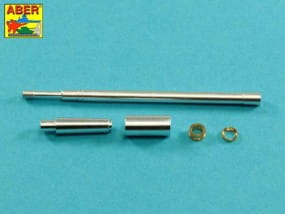 105 mm M-68 tank barrel for U.S. M60 Tank / 1:35