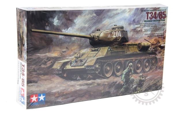 Russian Tank T-34/85 / 1:35