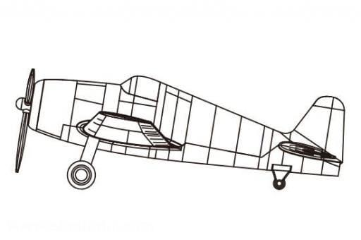 F6F Hellcat / 1:350