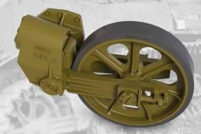 US light tank M5/M5A1/M8 HMC Idler set / 1:35