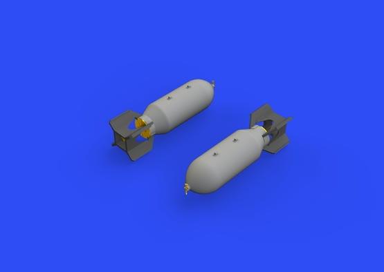US 1000lb bombs / 1:72
