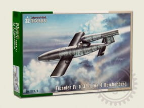 Fieseler Fi 103R / V-1 Reichenberg / 1:32