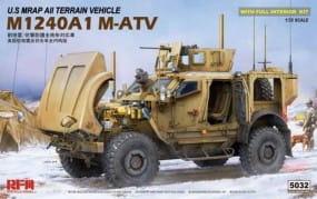 U.S. MRAP M1240A1 M-ATV / 1:35