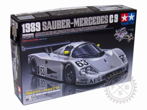 Sauber-Mercedes C9 1989 / 1:24