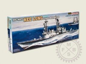 Kee Lung Class Destroyer / 1:350