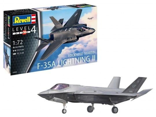 F-35A Lightning II / 1:72