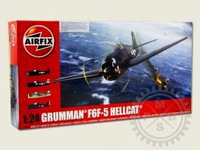 Grumman F6F-5 Hellcat / 1:24