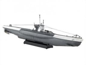 Revell U-Boot TYPE VII C / 1:350