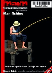 Man fishing / 1:24