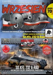 Wrzesien 1939: Sd.Kfz.232 8-Rad German Heavy Armoured Car / 1:72