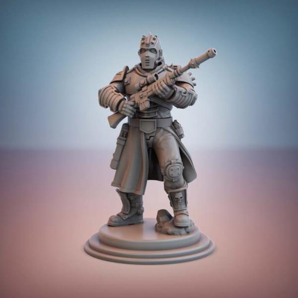 Cult Guard #5