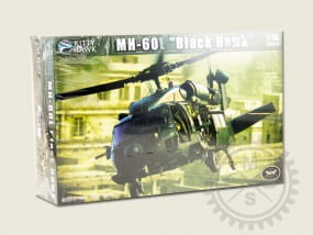 MH-60L Black Hawk / 1:35