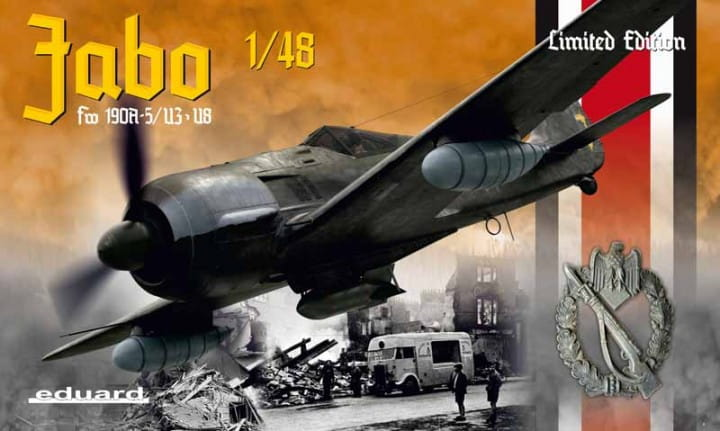 Eduard Models JaBo ( Fw 190A ) - Limited Edition - / 1:48