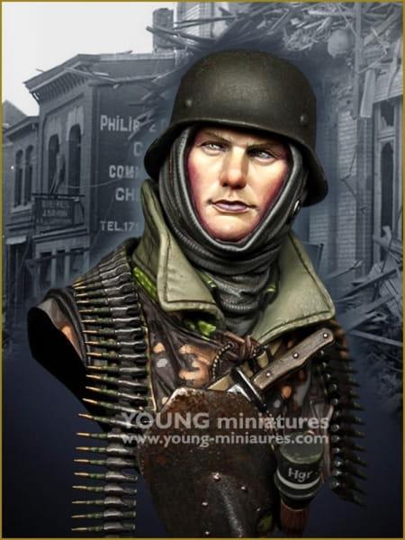 German WSS - Siege of Bastongne / 1:10