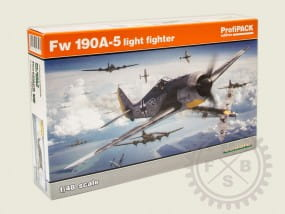 Fw 190A-5 light fighter - Profipack - / 1:48