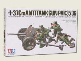 37mm PAK Kanone 35/36 / 1:35