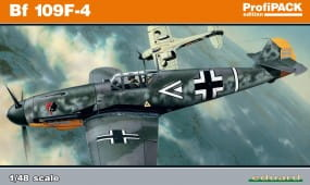 Bf 109F-4 - Profipack - / 1:48