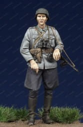 Finnish Officer WW II / 1:35