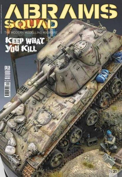 PlaEditions Abrams Squad Ausgabe 31 / Englische Version