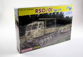 German RSO / 01 Type 470 / 1:35