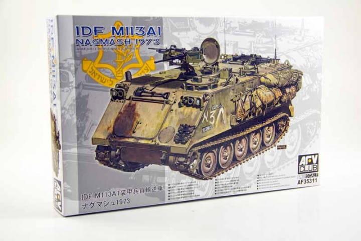 IDF M113A1 NAG'MASH 1973 / 1:35