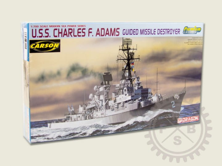 Guided Missile Destroyer / 1:700