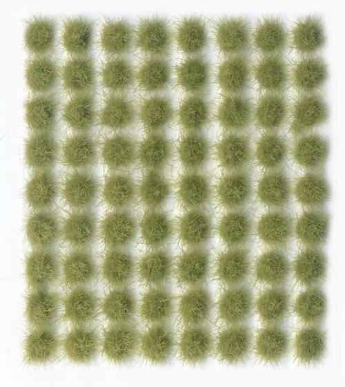Vallejo Scenery: Wild Tuft - Light Green - 4mm